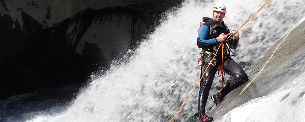 canyoning-expert