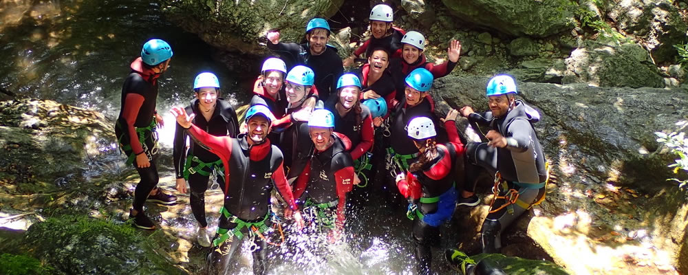canyoning-decouverte